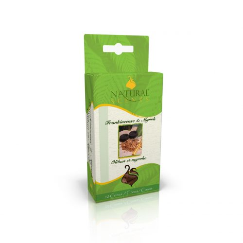 Frankincense Myrrh Incense Cones