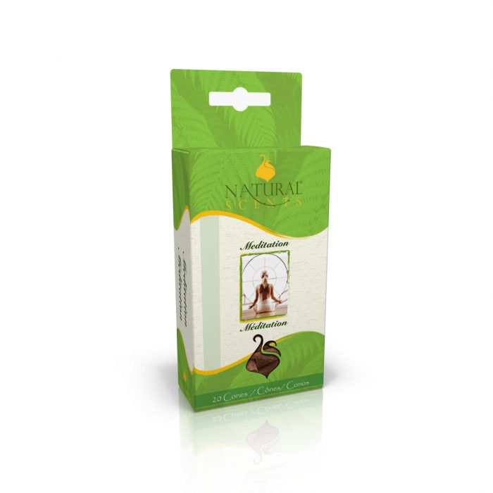 Meditation Incense Cones
