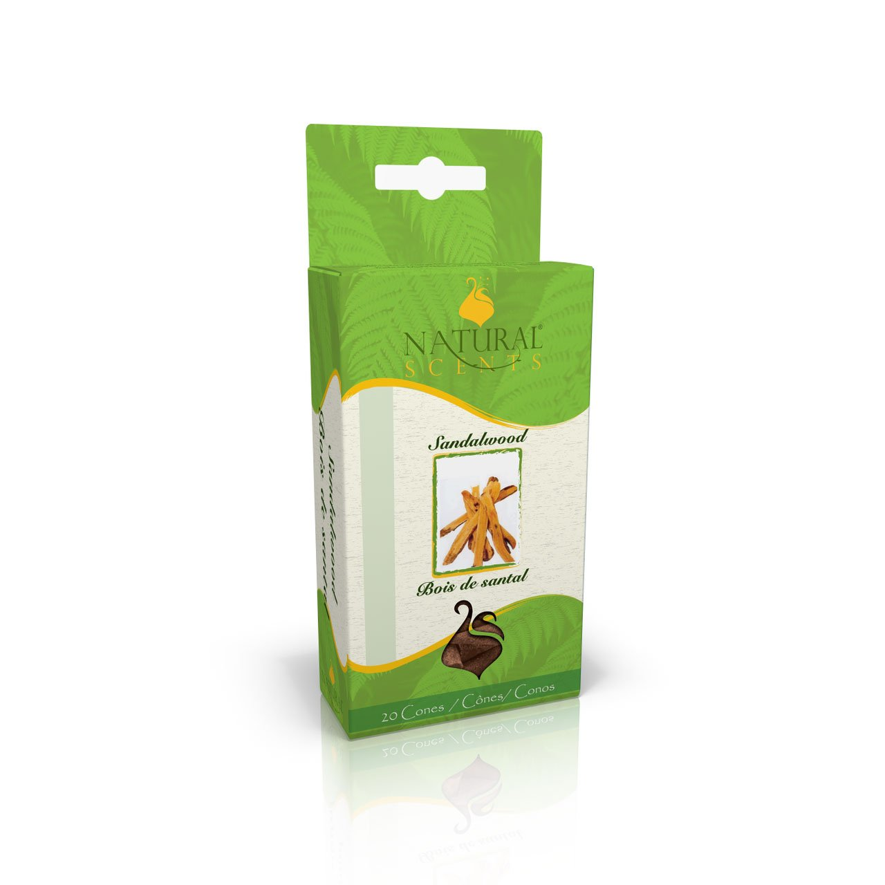 Incense Cones Sandalwood