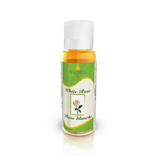 White rose essential oils