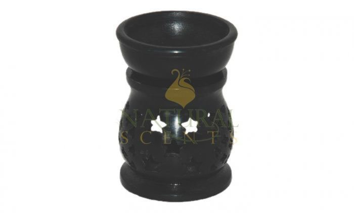 Black Star Fragrance Oil Burner
