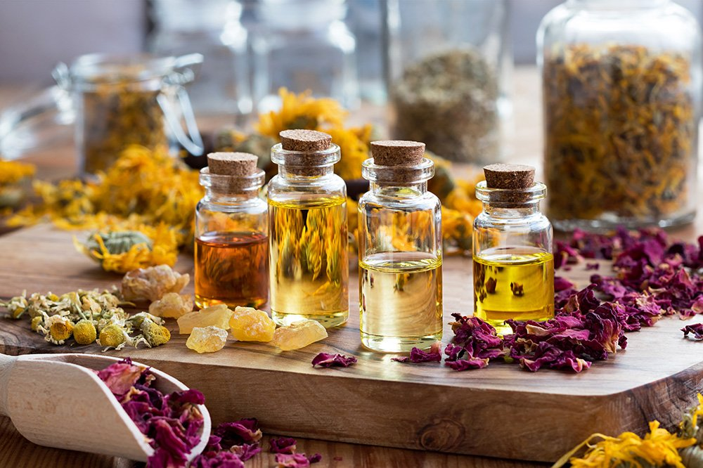 Natural Meditation Essential Oils