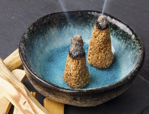 Natural Rain Incense Cones, Soothing Aroma