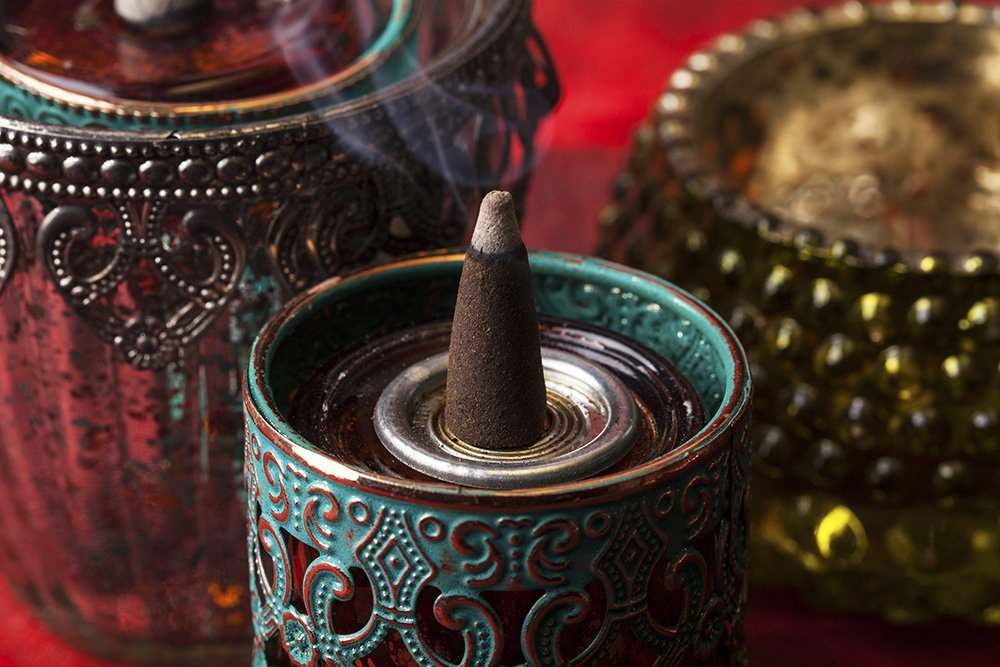 Natural Tranquility Incense Cones