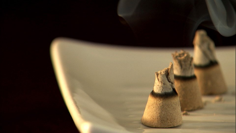 Natural Relaxation Incense Cones
