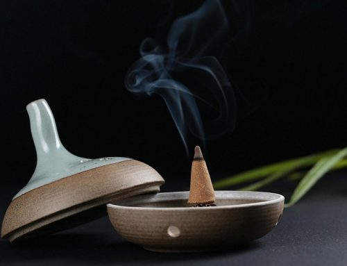 The Magical World of Natural Incense Cones Sandalwood