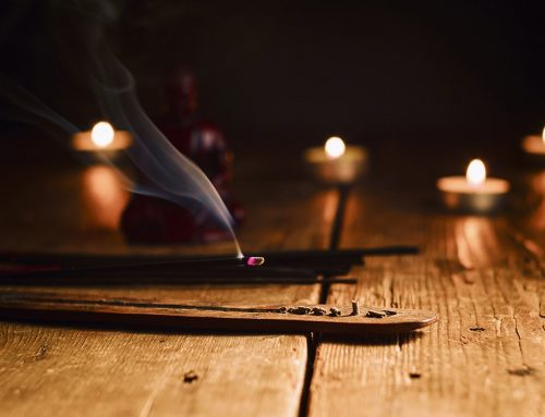 How Does Aromatherapy Incense Sticks Alleviate Stress and Anxiety?
