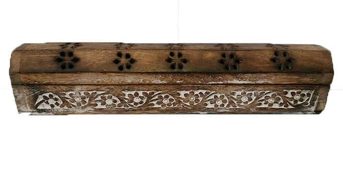 incense sticks holder wooden