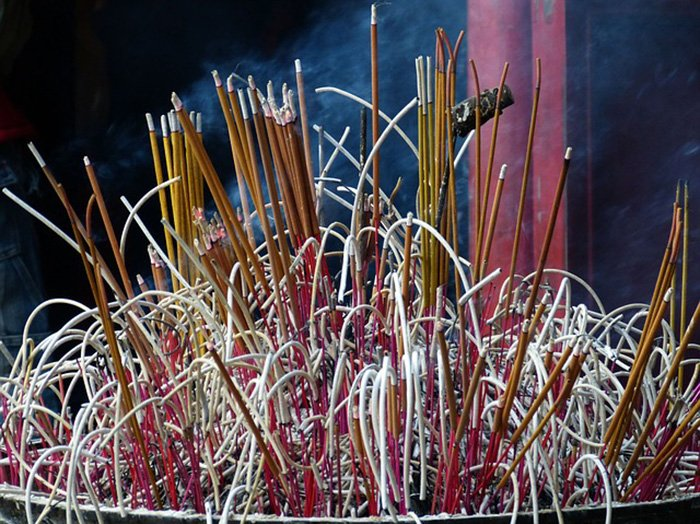 Natural Secret Garden Incense Sticks