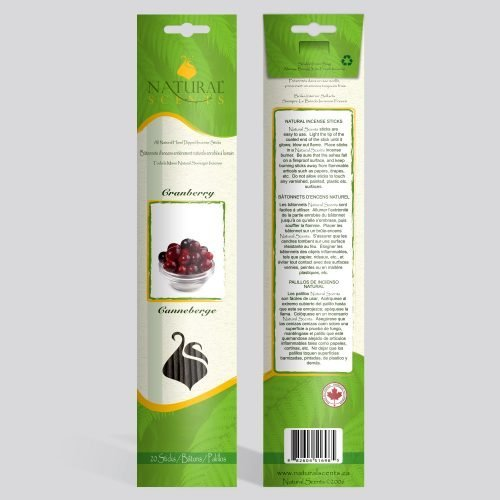 Cranberry Incense Sticks