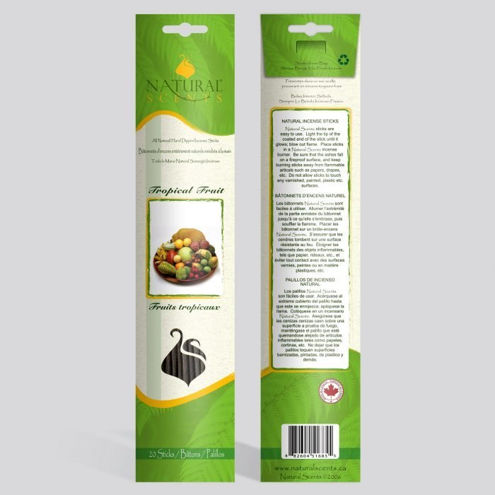Tropical Fruits Incense Sticks