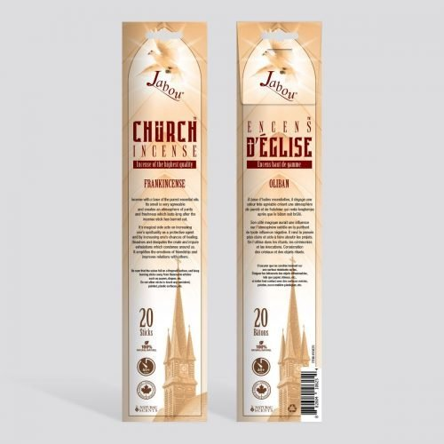 Church Incense Sticks Frankincense