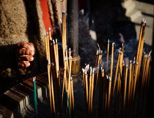 Catholic Incense Sticks Helps Relax Your Mind & Body
