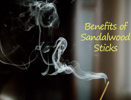 How Sandalwood Sticks Can Help Anxiety, Insomnia, & Blood Pressure?