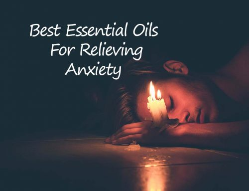 Best Aromatherapy for Anxiety & Depression