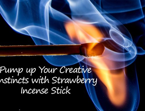 Freshen Your House with Strawberry Incense Stick